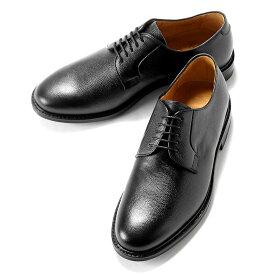 バーウィック Berwick1707 / アルパインカーフ外羽根プレーントゥシューズ「5768」(NEGRO/ブラック) ダイナイトソール 靴 プレーントゥ メンズ ブランド オンオフ兼用 本革 革靴 レザーシューズ ビジネス