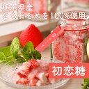初恋糖 苺 いちご イチゴ フリーズドライ とちおとめ入り グラニュー糖