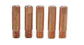 スター電器製造 SUZUKID P-609 極細用チップ0.9φ (5個セット)