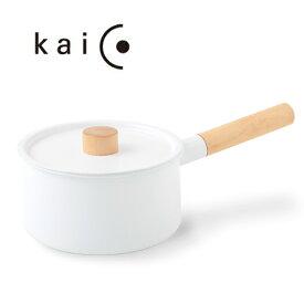 【kaico】片手鍋 18cm