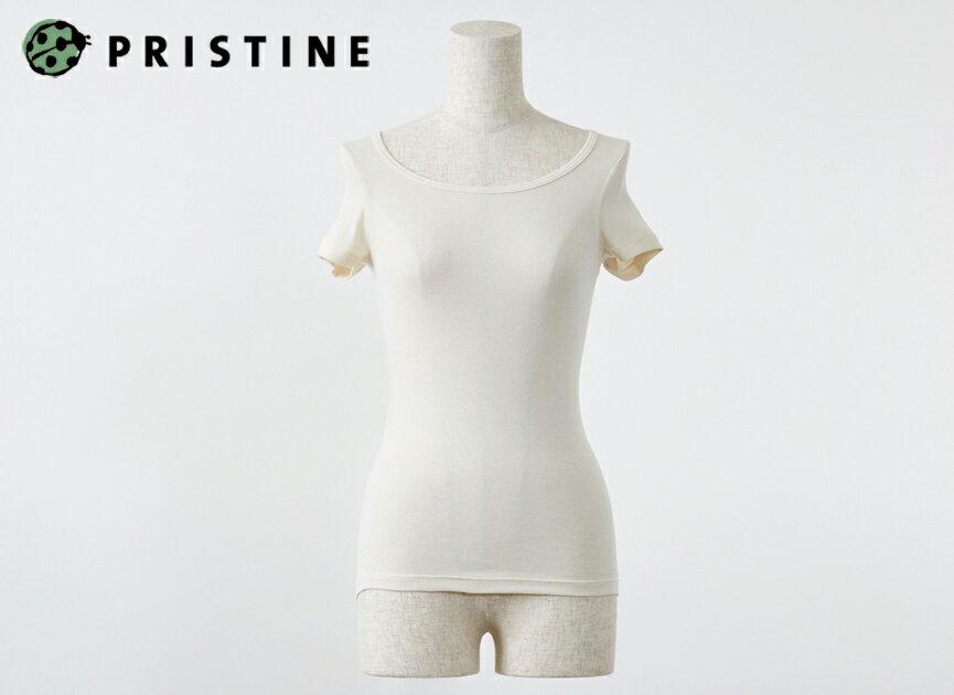 【プリスティン】セーターイン 半袖
