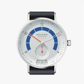 【あす楽】NOMOS GLASHUTTE ノモス アウトバーン・ネオマティック Autobahn 40.5ミリ 自動巻きドイツ製 日本国内正規品 2年保証 メンズ腕時計 男性 紳士 AB161011SG2