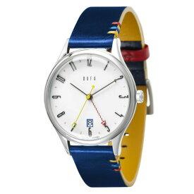 【あす楽】ドゥッファ DUFA BAUHAUS 100YEARS EDITION GMT バウハウス100周年記念 38ミリドイツ製 腕時計 日本国内正規品 2年保証 DF-9006-0C【DF90060C】