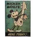 ミッキーミュージックラグ約140×200cm