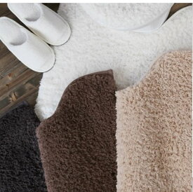 シンプル無地のトイレタリー5点セットDOUX ドゥー/洗濯OK/洗えるトイレマット、ふたカバー、スリッパ、ペーパーホルダーカバー、便座カバー/お買い得セット/トイレセット DOUX ヨコヅナ
