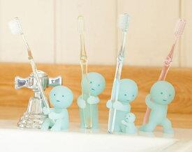 歯ブラシ スタンド 4種セット スミスキー トゥースブラシ スタンド 歯ブラシ SMISKI Toothbrush Stand ブラシマモルスキー ブラシササエルスキー ブラシダキツキスキー ブラシセオウスキー