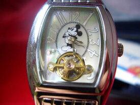 限定ウォッチ木箱入りセット ミッキー腕時計 ブレスレット付(ディズニー ミッキーマウス 限定腕時計)【父の日 ギフト プレゼント ラッピング無料】