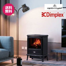 暖炉ヒーター エヴァンデール ディンプレックス Dimplex Evandale 水蒸気 LEDタイプ オプティミスト ブラック コンパクト アンティーク 電気ヒーター 暖房 お洒落 北欧