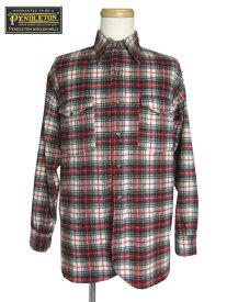 【中古】 40's PENDLETON ペンドルトン ヴィンテージ ウールシャツ メンズM位 ビンテージ 古着 【異国屋】