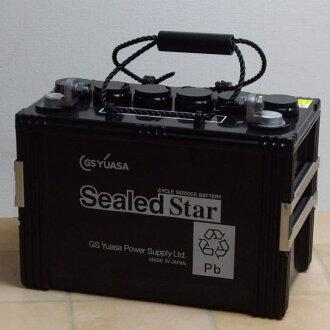 深的周期电池GS YUASA SEB-100(SEB100)蓄电池