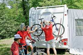 キャリーバイク PRO FIAMMA フィアマ キャンピングカー キャンピングトレーラー 車中泊 パーツ 自転車 キャリア パーツ 部品 用品 キャンプ フィアマパーツ キャンカー 自転車固定
