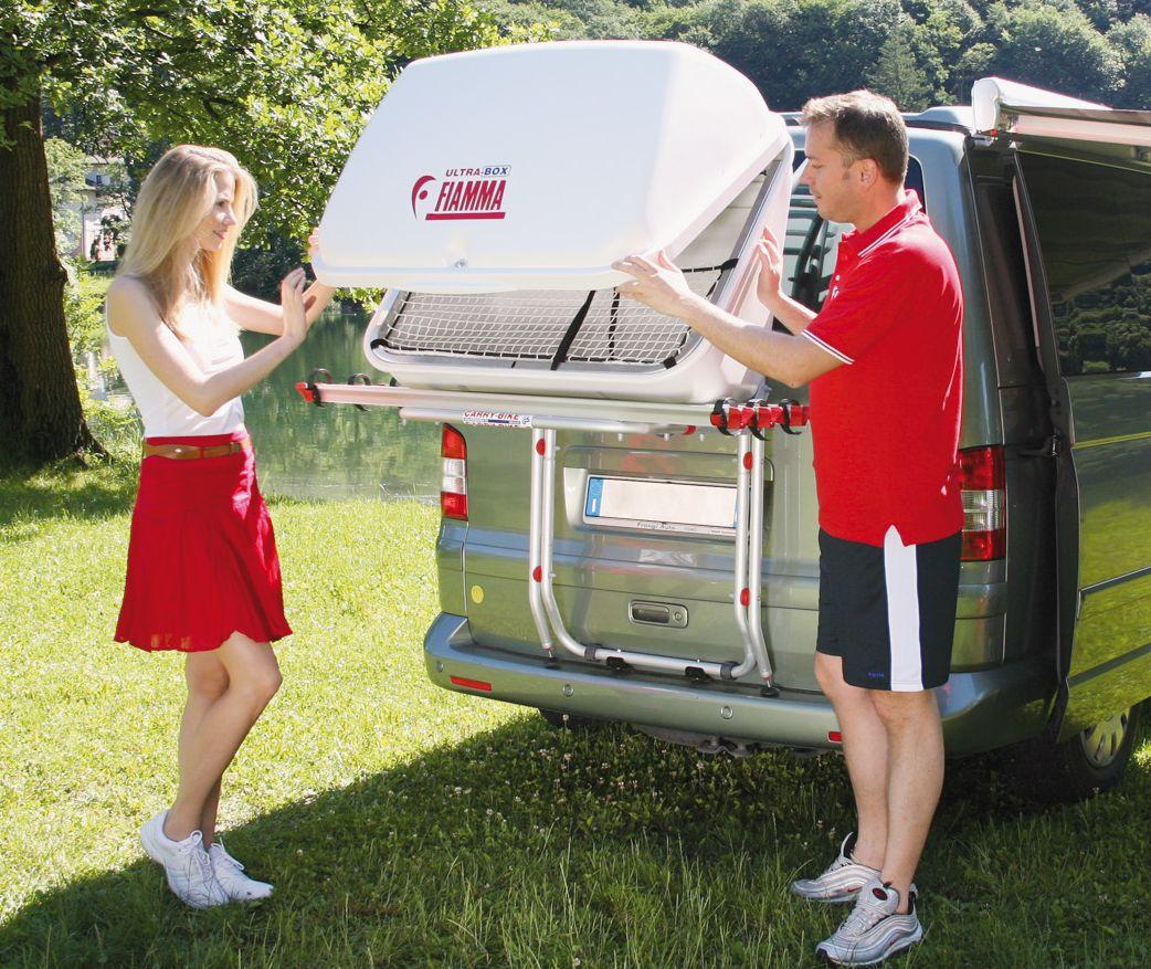 FIAMMA製 フィアマ ウルトラボックス500 ULTRA-BOX 500 外部収納 キャンピングカー キャンピングトレーラー 車中泊