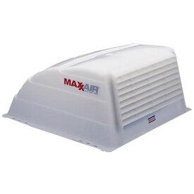 MAXXAIR ベントカバー (MAXXAIR製) 白色 キャンピングカー キャンピング トレーラー 用品 パーツ 部品 換気 空気の入れ替え