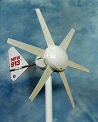 風力発電機WG913