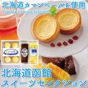 函館 スイーツセレクション 北海道産 カマンベールチーズ使用 贈り物 内祝 お菓子 洋菓子 お返し ギフト スイーツ お…