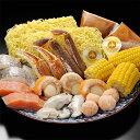 【海鮮 北海道鍋セット】海鮮味噌バター鍋セット 北海道 ご当地グルメ 取り寄せ お取り寄せグルメ 内祝い お祝い 内祝…