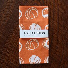 【20%オフクーポン配布中】浜松注染 手ぬぐい かぼちゃ 秋 野菜 ハロウィン 総理生地 綿100% 34×90 cm パンプキン Japan