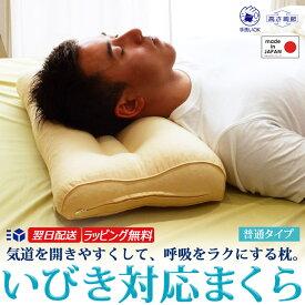 いびき防止 いびき対応まくら カバーなし いびき枕 無料ラッピング ギフト まくら いびき改善【送料無料】