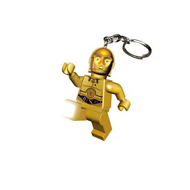 【LEGO】STAR WARS C-3PO LED KEY LIGHT レゴ スターウォーズ C-3POLEDライト キーホルダー