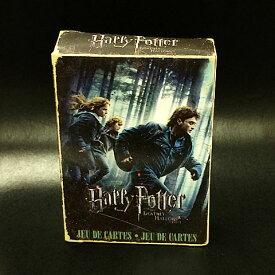 ハリー・ポッターと死の秘宝 PART1 トランプHarry Potter and the Deathly Hallows Part1 PLAYING CARDS