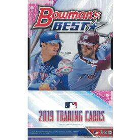 MLB 2019 BOWMAN'S BEST BASEBALL[ボックス]メジャーリーグ 2019 ボウマンズベスト ベースボール