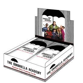 アンブレラ・アカデミー シーズン1 トレーディングカードRittenhouse 2020 The Umbrella Academy Season 1 Trading Cards