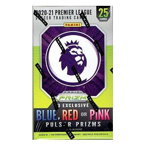 PANINI 2020-21 PRIZM PREMIER LEAGUE SOCCER CEREAL BOX EDITION[ボックス]パニーニ 2020-21 プリズム プレミア リーグ サッカー シリアル ボックス エディション