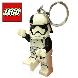 LEGO レゴ スター・ウォーズ ファースト・オーダー ストームトルーパー エクスキューショナー LEDライト キーホルダーSTAR WARS FIRST ORDER STORM TROOPER EXECUTIONER LED KEY LIGHT