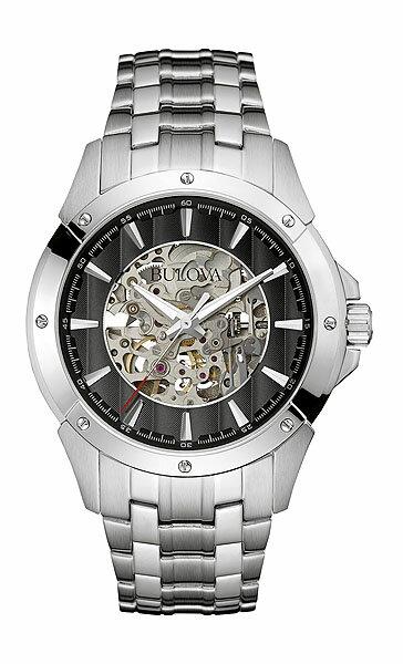 ブローバ オートマチックBULOVA AUTOMATIC96A170正規品 機械式(自動巻き) 腕時計