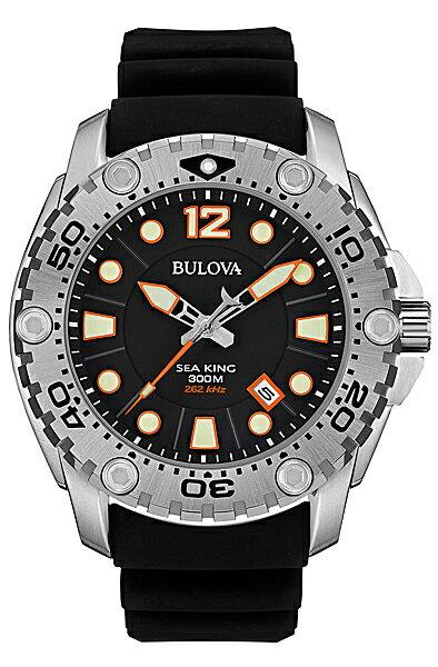 ブローバ シーキングBULOVA SEA KING96B228正規品 腕時計