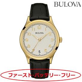 BULOVA VINTAGEブローバ ヴィンテージ97B147正規品 腕時計
