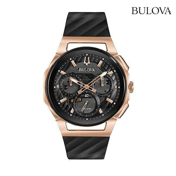 BULOVA CURVブローバ カーブ98A185正規品 腕時計