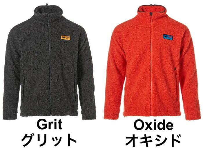 Rab ラブ Original Pile Jacket オリジナル パイル ジャケット QFC-24 フリース 正規品