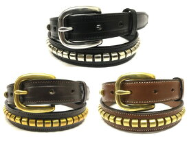 Tory Leather トリーレザー Clincher Belt クリンチャーベルト made in USA アメリカ製 直輸入品