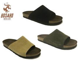 BOSABO ボサボ PLURI VELOURS プルリベロア Suede Sandals スエードサンダル サンダル SALE セール 正規品