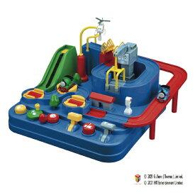 おもちゃ トーマス トーマスレッツゴー大冒険! 機関車トーマス きかんしゃ 学研 対象年齢 3歳から 電池不要