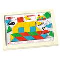 【6歳男の子】図形的感覚を身に着ける!人気の磁石パズルやタングラムは?