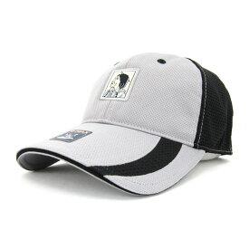 帽子 キャップ アイランド (I'LAND) メッシュキャップ インディアン ベースボールキャップ 野球帽 /グレー 灰色 メンズ(男性用) レディース(女性用) BASEBALL CAP 5464