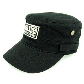 ワークキャップ 帽子 アイランド (I'LAND) ワークキャップ 帽子 ミリタリー アジャスター付 コットン メンズ レディース ファッション Men's /黒 ブラック/グレー 灰色/カーキ/オリーブ 緑 CAP 6220
