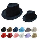 麻中折れハット帽子ヘンプハット無地ハットキッズハット中折れ帽子ストローハットメンズレディース子ども帽子HAT351