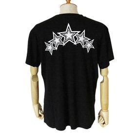 アミリ Tシャツ 半袖 メンズ MTSST AFS BLW コットン AMIRI FIVE STAR TEE ブラック
