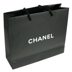 【シャネル製品と一緒にご購入で後程送料無料に修正致します】シャネル 正規店 ペーパーバッグ/紙袋/ショッパー 21.5×17×7cm(アクセサリー/小物類向け)【付属品】【紙袋】