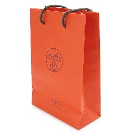 エルメス HERMES 正規店 ペーパーバッグ/紙袋/ショッパー W15×22×7cm【ブランド付属品】【紙袋】※メール便・ネコポス限定発送