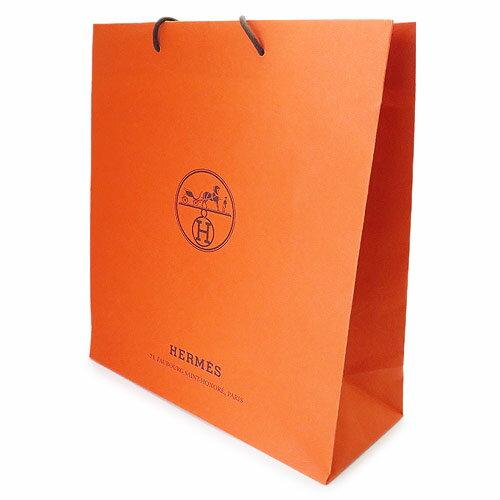 【エルメス製品と一緒にご購入で後程送料無料に修正致します】エルメス HERMES 正規店 ペーパーバッグ/紙袋/ショッパー 42×47×17cm【付属品】【紙袋】