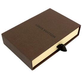 【代引き不可】ルイヴィトン LOUISVUITTON ペーパーボックス/ブランド箱/ギフトボックス 13.5×20×3.5cm (長財布向け)【付属品】【ブランド箱】