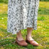Simple silhouette ♪ GARDN GARDEN bell original such as casual comfort shoes ballet shoes