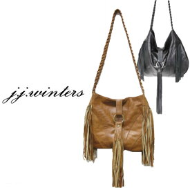 OUTLETJJ Winters ショルダーバッグ ジェイジェイウインターズ Realleather Fringe designBag Style#126 レザー フリンジ  正規品取扱店舗