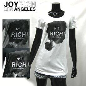 JOYRICH ジョイリッチ Black Rose Dress Tee ナンバーローズプリント ロング丈 Tシャツ  正規品取扱店舗