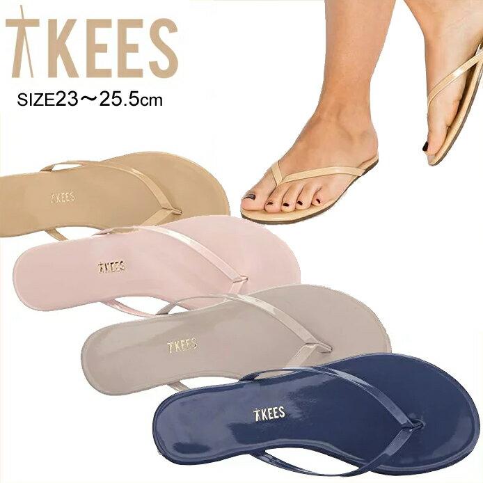 TKEES ティキーズ レディース 女性用 シューズ 靴 サンダル ビーチサンダル TKEES GLOSSES ティーキーズ 正規品取扱店舗 so1