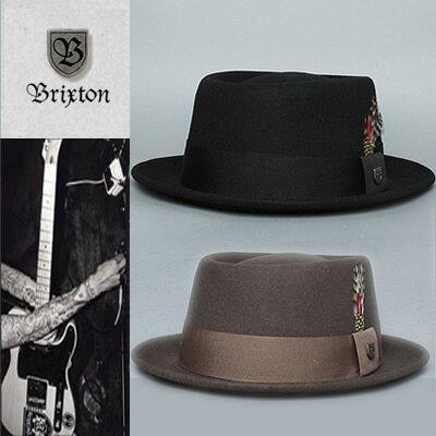 【本日限定ポイント最大22倍】即日発送 BRIXTON ブリクストン The Dapper Hat ウールハット・帽子  正規品取扱店舗 Hat Attack CHRISTY'S HAT ニューヨークハット